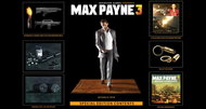 Max Payne 3 special edition available until January, costs $100