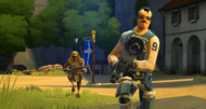 Battlefield Heroes 'Capture the Flag' Images