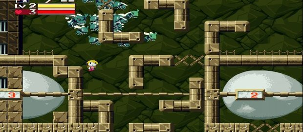 Cave Story+ News