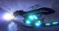 PlanetSide 2 Vanu screenshots