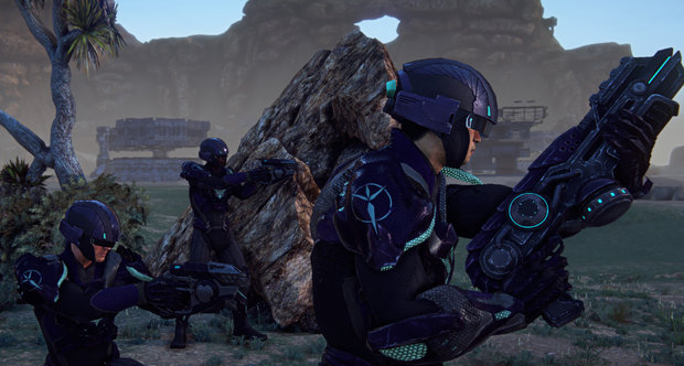 how to play planetside 2 with friends