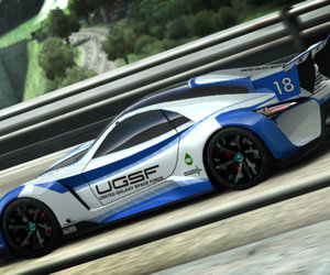 Ridge Racer Screenshots