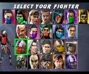 Mortal Kombat Arcade Kollection Screenshots