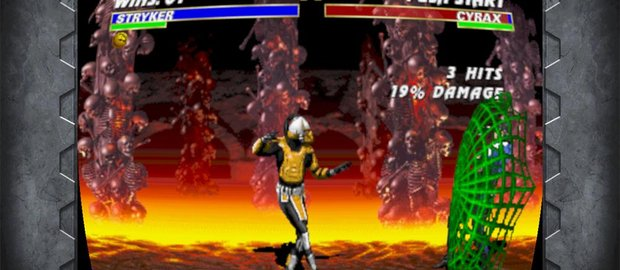 Mortal Kombat Arcade Kollection News