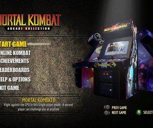 Mortal Kombat Arcade Kollection Screenshots