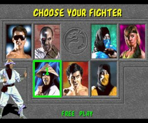 Mortal Kombat Arcade Kollection Chat