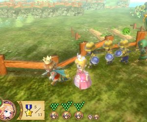 New Little King's Story Screenshots