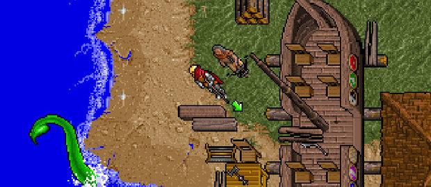 Ultima VII: The Black Gate News
