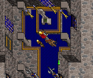 Ultima VII Part Two: Serpent Isle Files