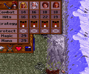 Ultima VII Part Two: Serpent Isle Chat