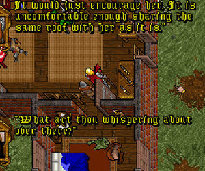 Ultima VII: The Black Gate Chat