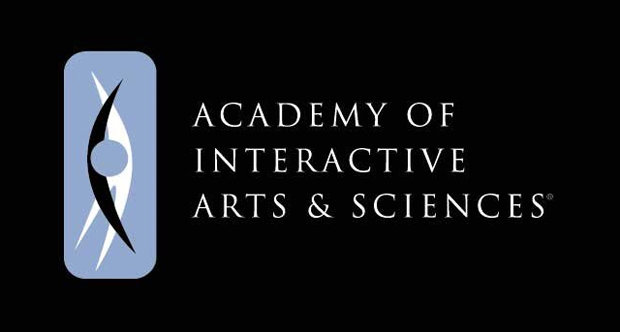 Academy of Interactive Arts and Sciences logo topstory