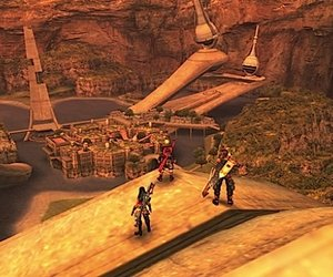 Xenoblade Chronicles Screenshots