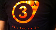 Rumor: Valve employee wears Half-Life 3 shirt