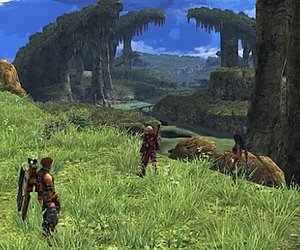 Xenoblade Chronicles Chat