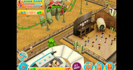 Theme Park iOS screens