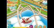 Theme Park iOS screens
