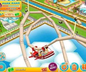 Theme Park Screenshots