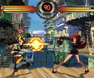Skullgirls Files