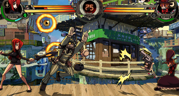 Skullgirls screenshots