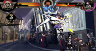 Skullgirls teaches typing with 'Typing of the Skullgirls' mode