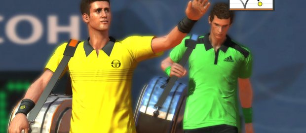 Virtua Tennis 4: World Tour Edition screenshots