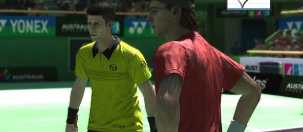 Virtua Tennis 4 News