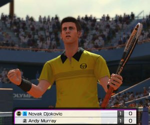 Virtua Tennis 4 Chat