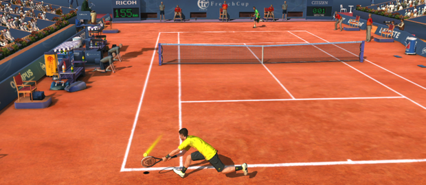 Virtua Tennis 4 News