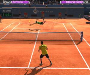 Virtua Tennis 4 Chat