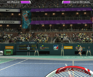 Virtua Tennis 4 Screenshots