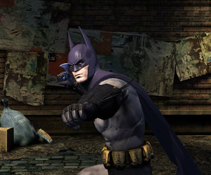 Batman: Arkham City Lockdown Files