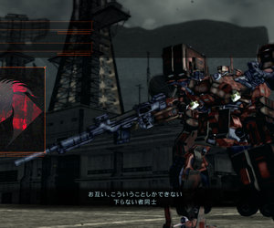Armored Core 5 Screenshots