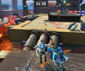 Brawl Busters Screenshots