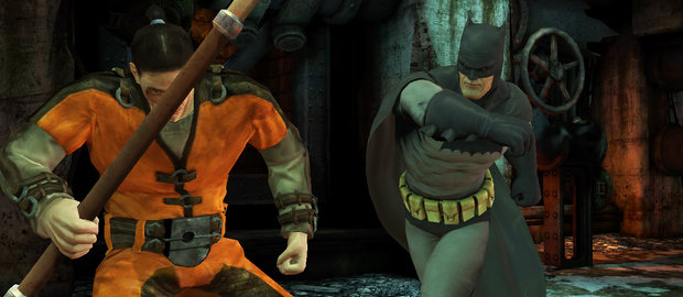 Batman: Arkham City Lockdown News