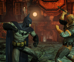 Batman: Arkham City Lockdown Chat