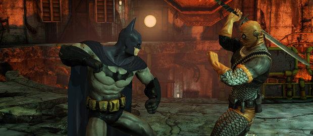 Batman: Arkham City Lockdown News