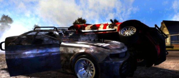 FlatOut 3: Chaos and Destruction News