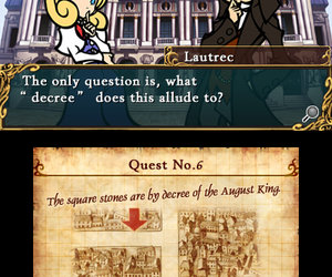 Doctor Lautrec and the Forgotten Knights Chat
