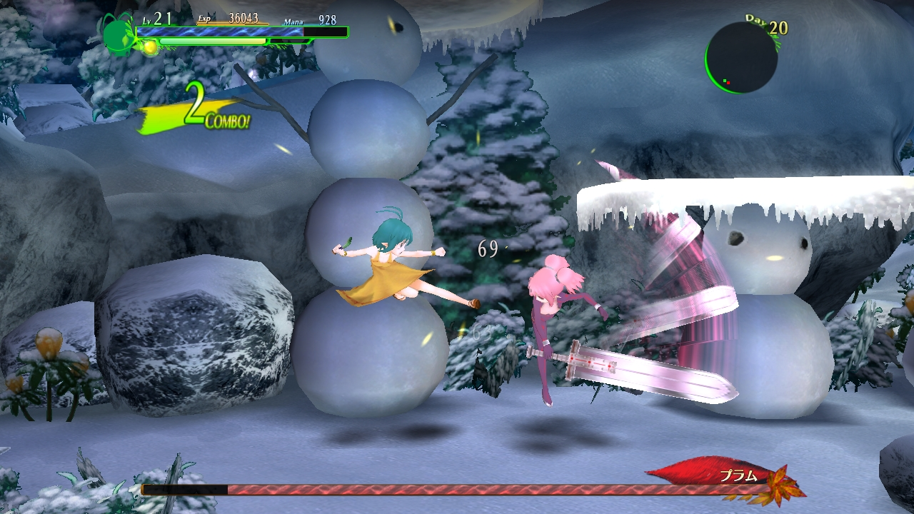 Fighting Fairy Screenshots - Video Game News, Videos, and