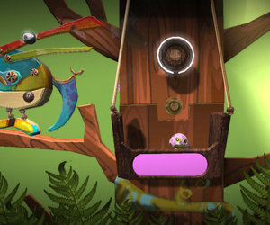 Sackboy's Prehistoric Moves Screenshots