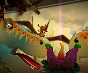 Sackboy's Prehistoric Moves Chat