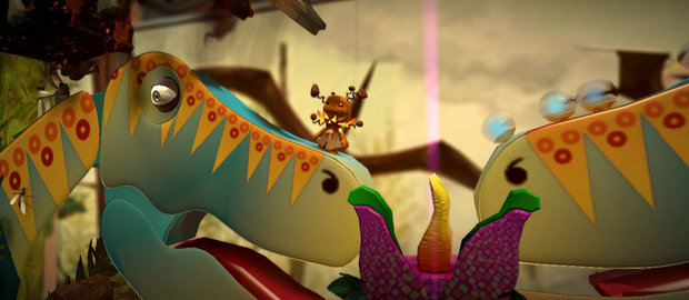 Sackboy's Prehistoric Moves News