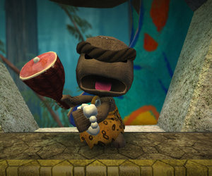 Sackboy's Prehistoric Moves Files