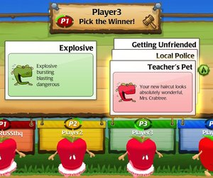 Apples to Apples Screenshots