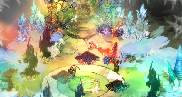Bastion 'Stranger's Dream' announcement screenshot
