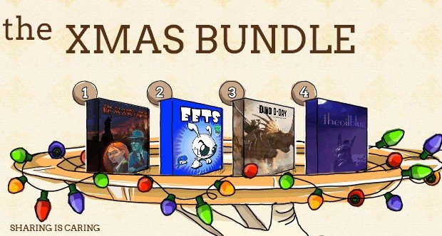 IndieRoyale Xmas Bundle top image