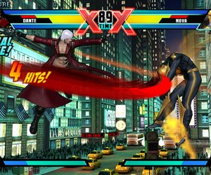 Ultimate Marvel vs. Capcom 3 Files