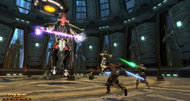 Star Wars: The Old Republic cheat lets you dance for invulnerability
