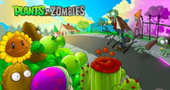 Free Plants vs Zombies in Halloween dental promo